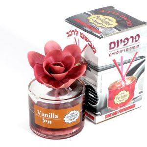 מפיץ ריח פרח – וניל